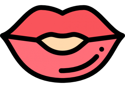 Chatmedia Lips Logo